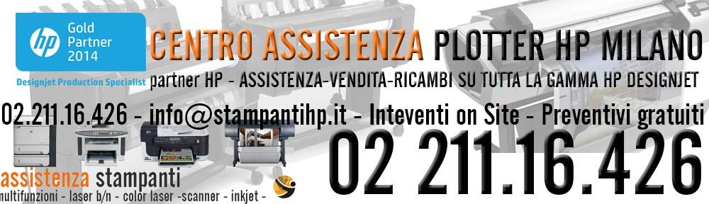 Assistenza Plotter Hp Milano